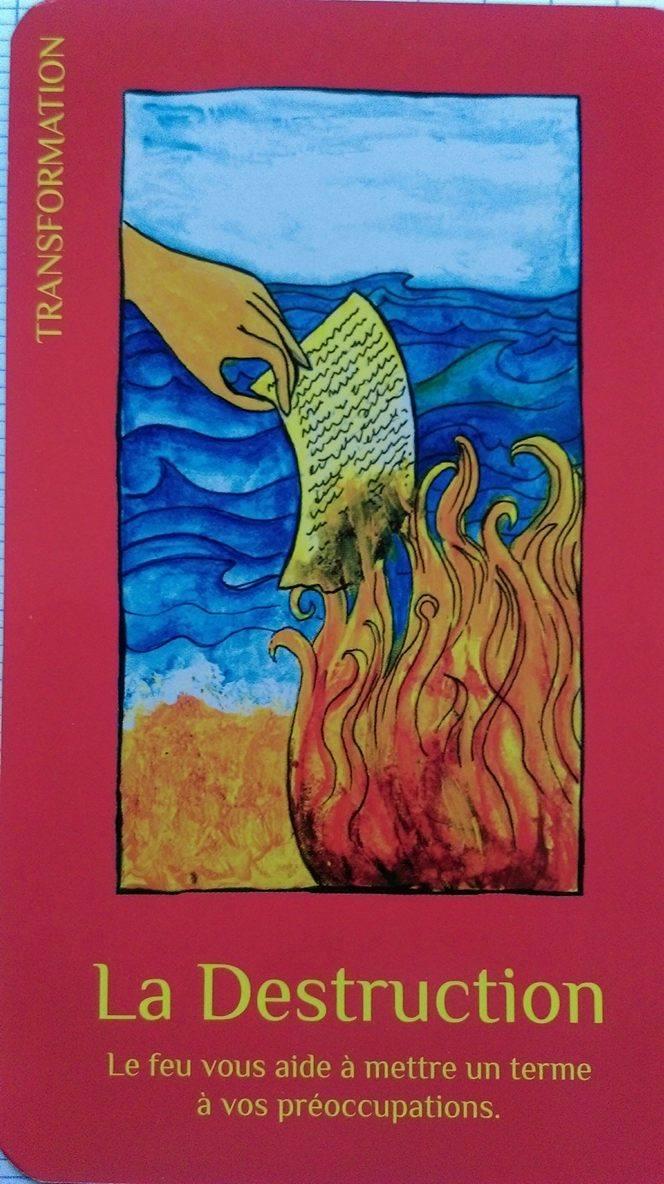 04-La destructuion - Les Cartes lumière - Lise Bartoli
