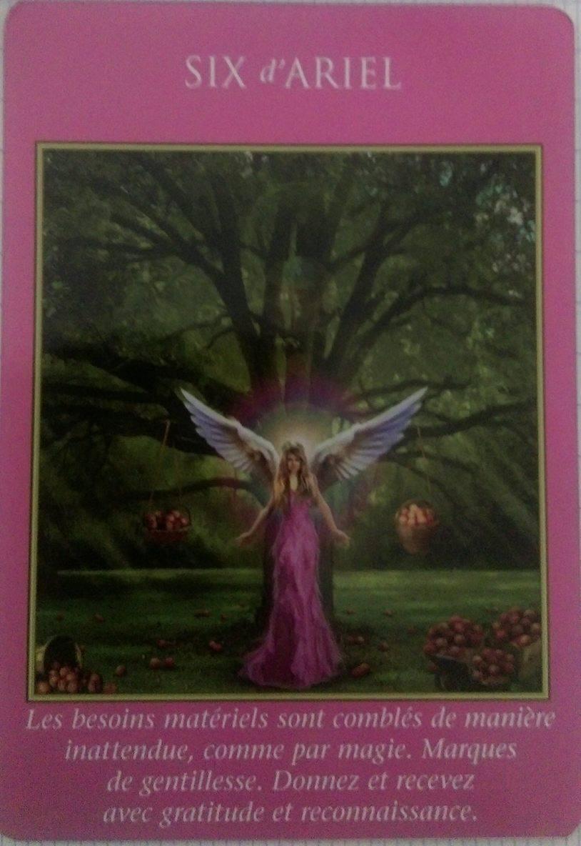 05-06 d'Ariel - Le Tarot des Archanges Doreen Virutue