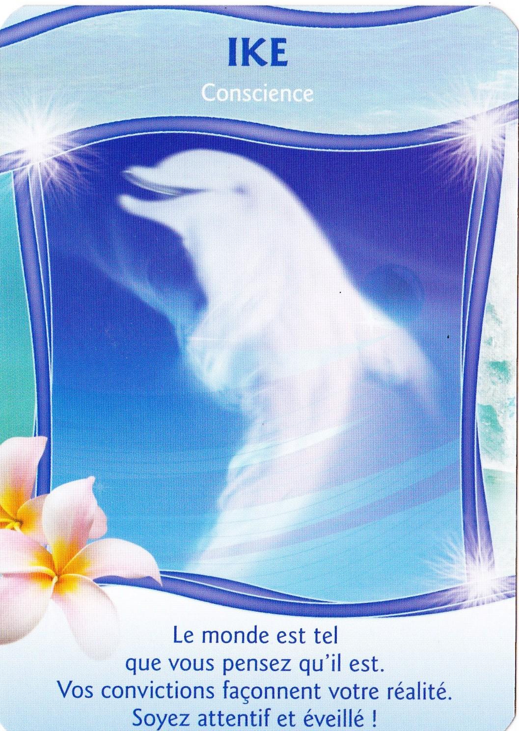 Conscience - Cartes Aloha - A la Source du Chamanisme Hawaîen - Jeanne Ruland