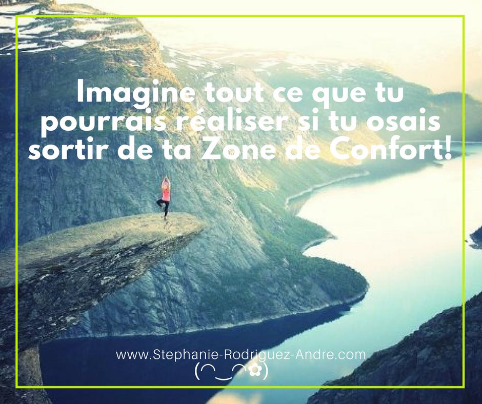 Sois une Entrepreneure Audacieuse: Sortir de sa zone de confort