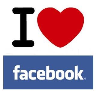 I love my facebook