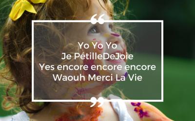 Défi CoCrée plus de Magie dans ta Vie! – 30 novembre 2017